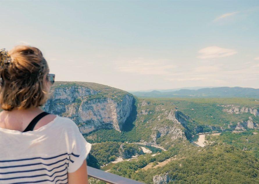 Une escapade en Ardèche
